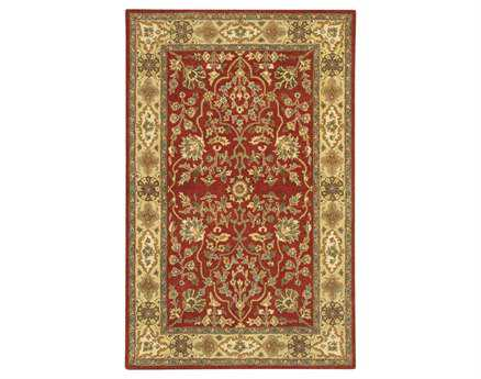 Chandra Adonia Red Area Rug