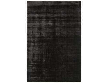 Chandra Alida Rectangular Black Area Rug