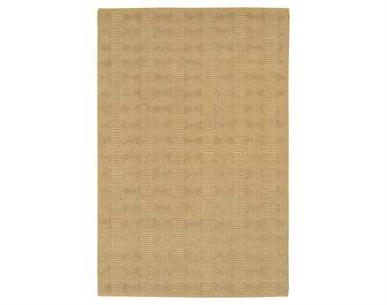Chandra Art Rectangular Beige Area Rug
