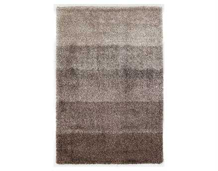 Chandra Atlantis Rectangular Brown Area Rug