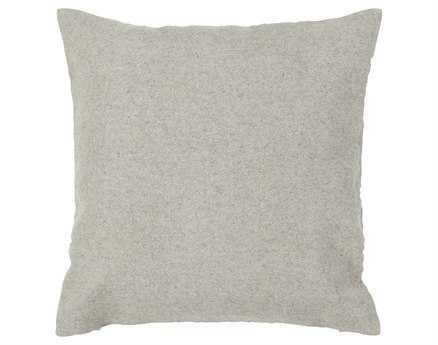 Chandra  Gray Handmade Pillow