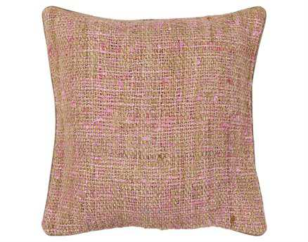 Chandra Silk Handmade Pillow