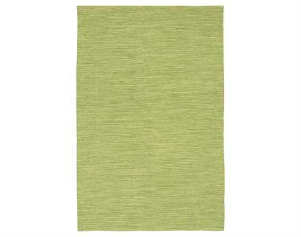 Chandra India Green Area Rug