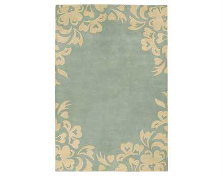 Chandra Janelle Green Area Rug