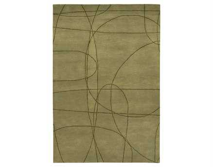 Chandra Kathryn Green Area Rug