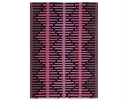 Chandra Lima Rectangular Pink Area Rug