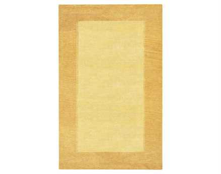 Chandra Metro Yellow Area Rug