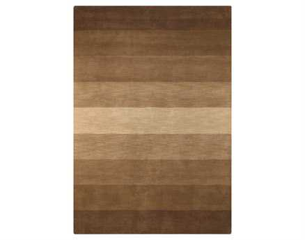 Chandra Metro Rectangular Brown Area Rug
