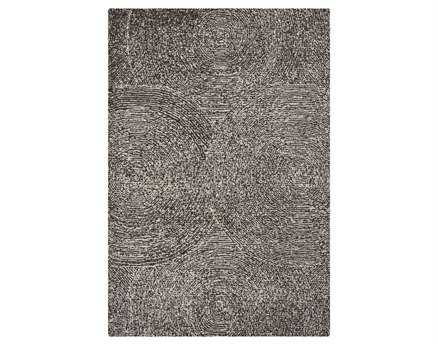Chandra Navyan Rectangular Gray Area Rug