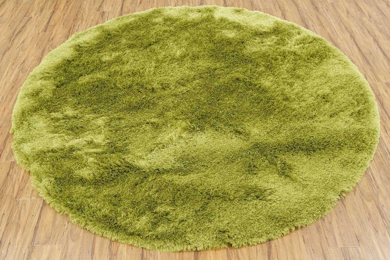 Chandra Naya Round Green Area Rug Cdnay18800rou