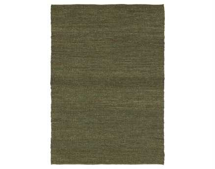 Chandra Pricol Rectangular Green Area Rug