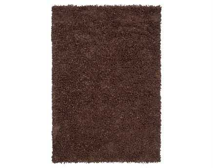 Chandra Riza Rectangular Brown Area Rug