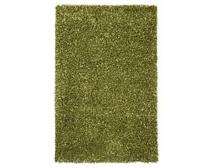 Chandra Riza Rectangular Green Area Rug
