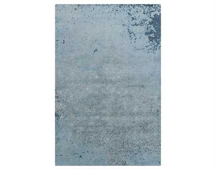Chandra Rupec Rectangular Blue Area Rug