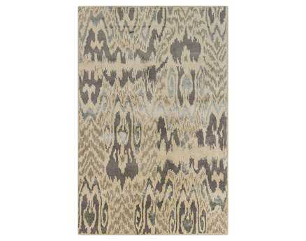 Chandra Rupec Rectangular Gray Area Rug