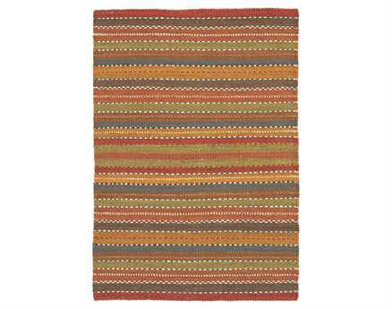 Chandra Saket Orange Area Rug