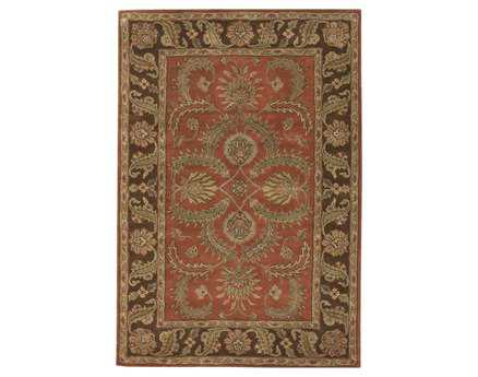 Chandra Scotia Red Area Rug