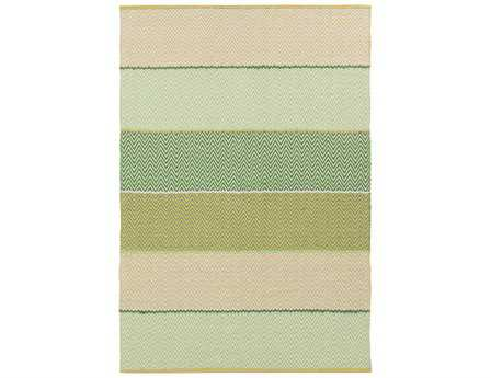 Chandra Siena Rectangular Green Area Rug
