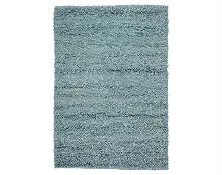 Chandra Strata Rectangular Blue Area Rug