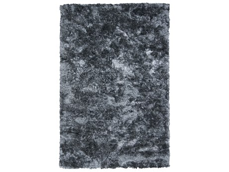 Chandra Sunlight Rectangular Blue Area Rug