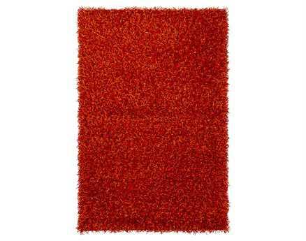 Chandra Zara Rectangular Red Area Rug
