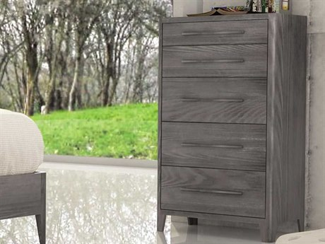 Copeland Furniture Surround 28''W x 18''D Rectangular Five-Drawer Chest of Drawers