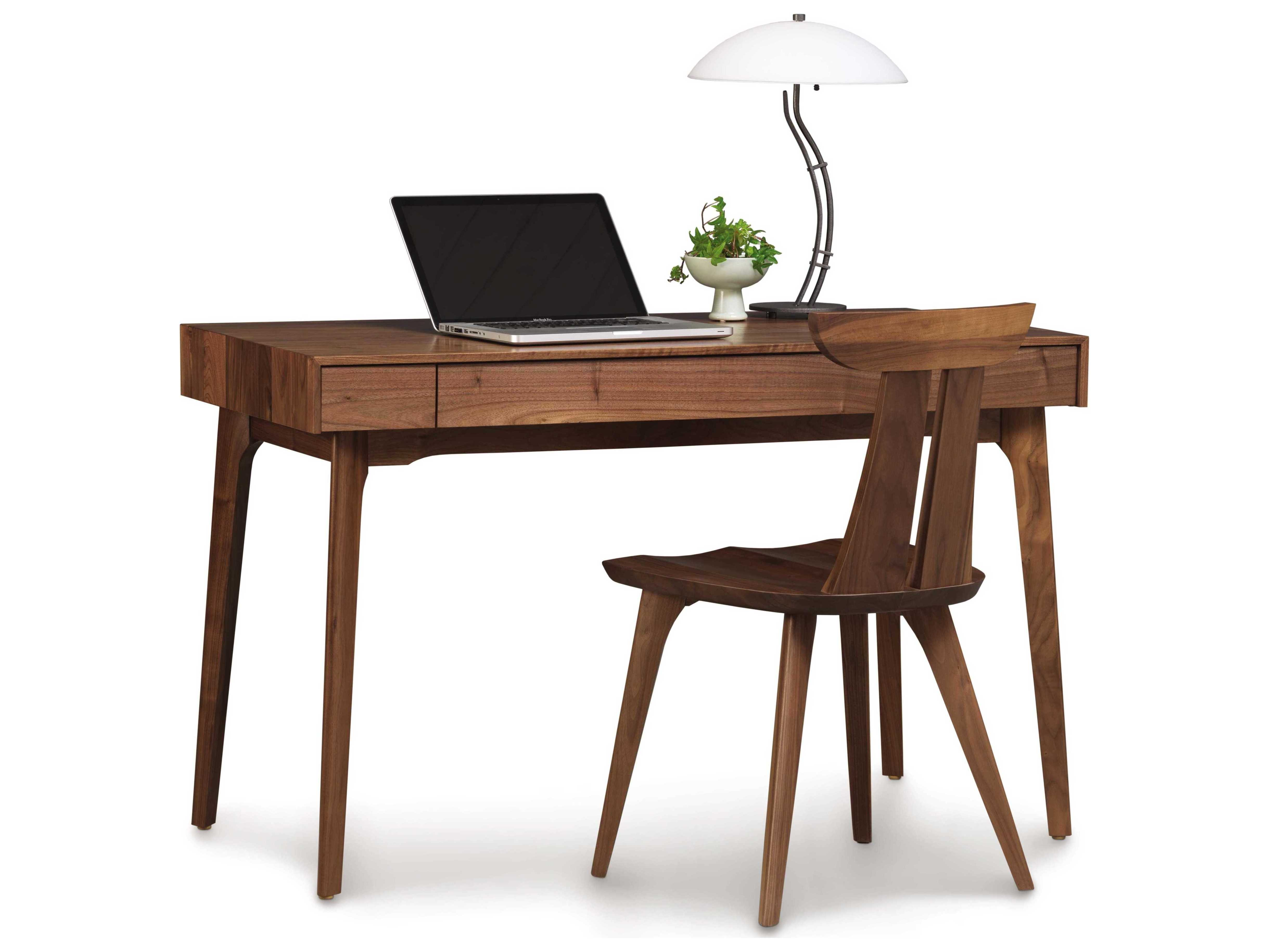 Copeland Furniture Catalina Natural Walnut 48 L X 24 W