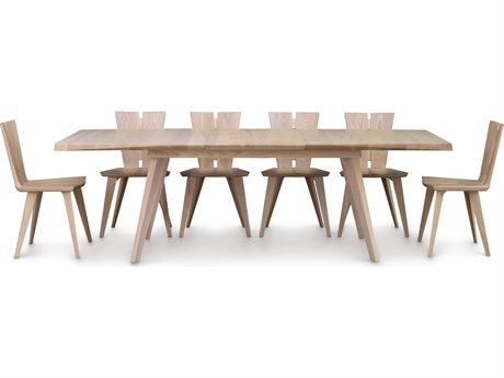 Copeland Furniture Axis Modern Casual Dining Room Set