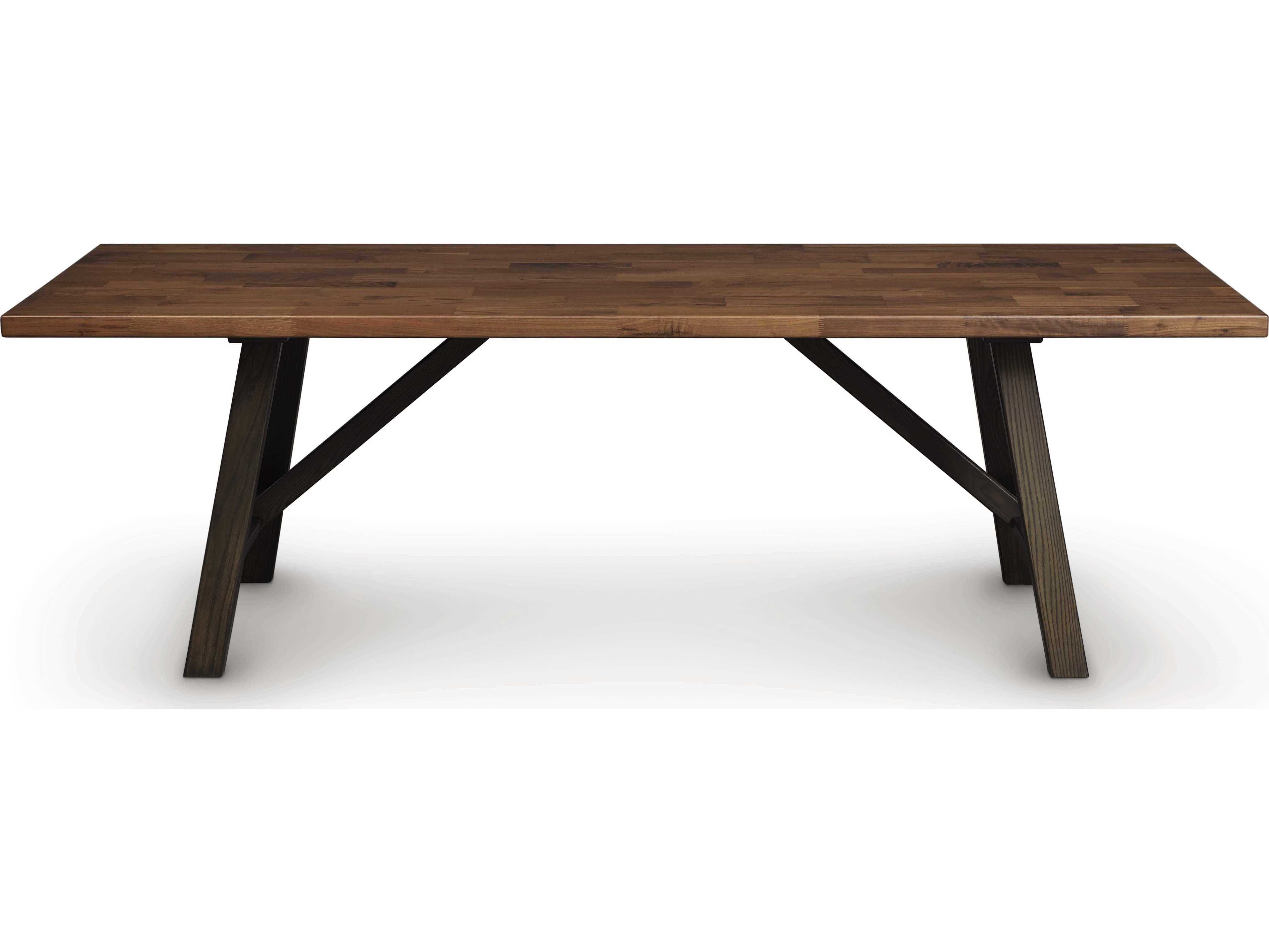 Essentials Rectangular Dining Table By Copeland Furniture