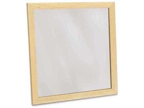 Copeland Furniture Moduluxe 30''W x 29''H Rectangular Wall Mirror