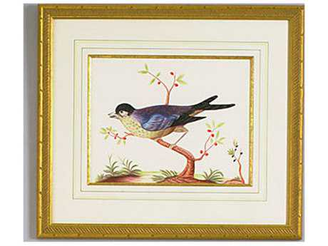 Chelsea House Blue Bird Painting