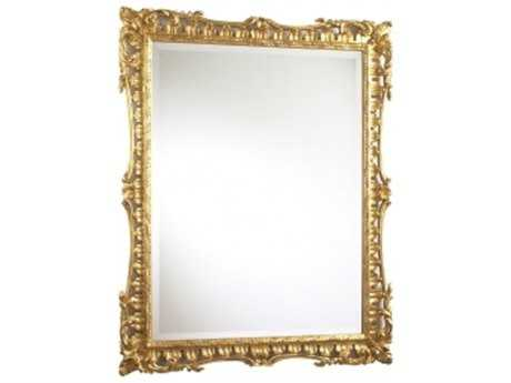 Chelsea House Huntley Gold Wall Mirror