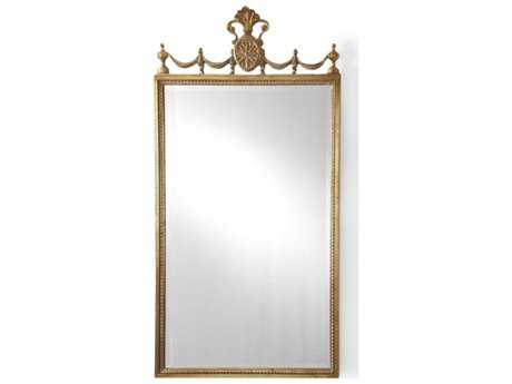 Chelsea House San Martino Gold Floor Mirror