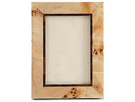 Chelsea House Maple Frame With Veneer Burl 5 X 7 Picture Frame