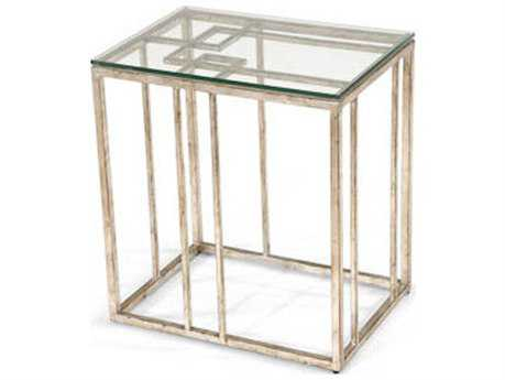 Chelsea House Geometric Accent Table