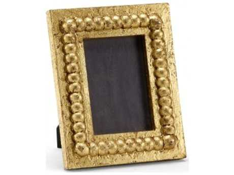 Chelsea House Antique Gold Beaded Frame 5X7 Picture Frame