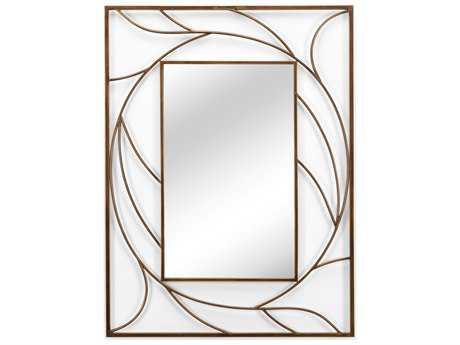 Chelsea House Willow Old Gold 35.5 x 71 Wall Mirror