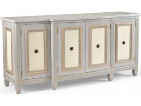 Chelsea House Wood Classic Gilt Sideboard