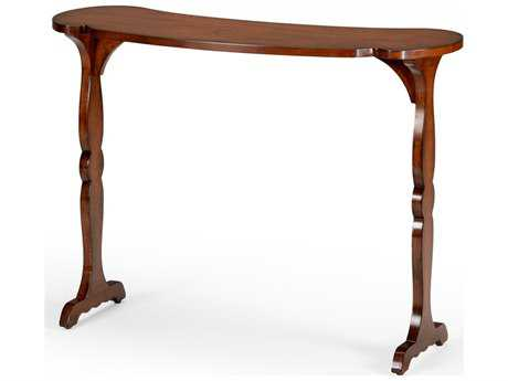 Chelsea House Federal Rosewood 38''L x 11''W Rectangular Writing Desk