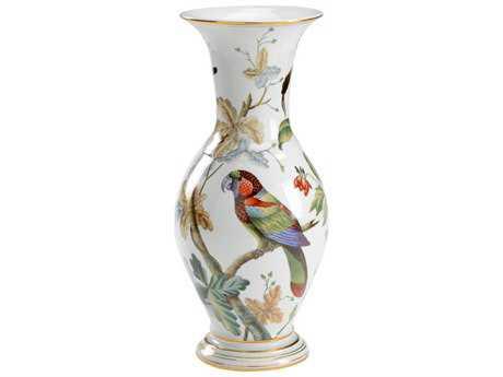 Chelsea House Bird Vase Porcelain Spring Cachepot