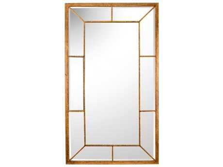 Chelsea House Riverwood  40 x 70 Gold Wall Mirrorr