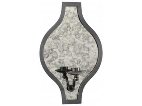 Chelsea House Antique Silver Wall Sconce