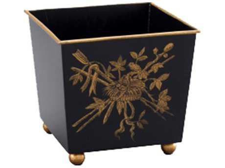 Chelsea House French Black Cachepot