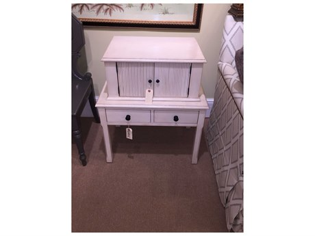 Chelsea House Robert Cream 26'' x 18'' Rectangular Nightstand