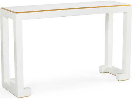 Chelsea House Chow Off White 52''L x 16''W Rectangular Console Table