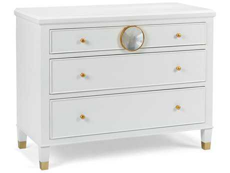 Chelsea House Hope House White Accent Chest