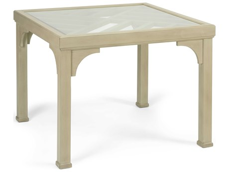 Chelsea House Bolton Weathered Gray 40'' '' Square Game Table