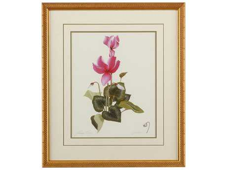 Chelsea House Cyclamen Painting