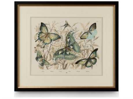 Chelsea House Garden Butterflies II Painting
