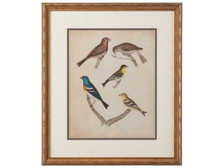 Chelsea House Bonapart Birds I Painting